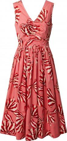 L.K.Bennett Letní šaty \'DR CANDICE\' jasně červená / pink