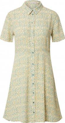 PIECES Košilové šaty \'MONSI\' mix barev