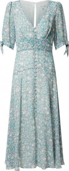 Forever New Šaty \'Sadie Tie Detail Maxi Dress\' mátová