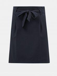 Tmavě modrá sukně ONLY