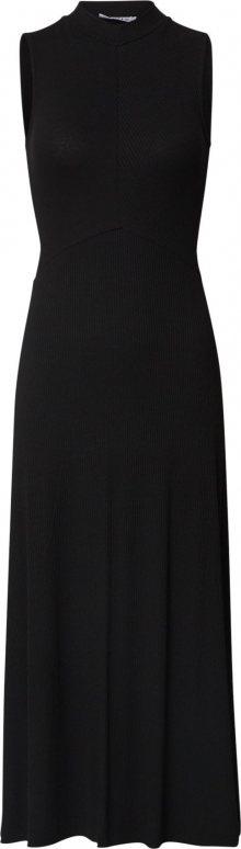 EDITED Šaty \'Talia\' černá