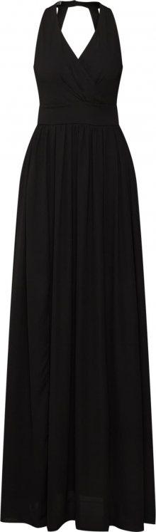 WAL G. Společenské šaty černá