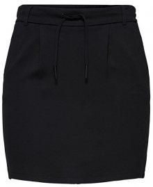 ONLY Dámská sukně ONLPOPTRASH EASY SKIRT PNT NOOS Black XS