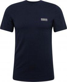 Barbour International Tričko námořnická modř