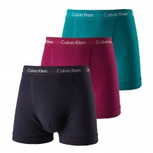 Calvin Klein 3Pack Boxerky Mesmerize, Fervent And Flux S