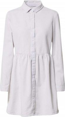 Missguided Košilové šaty bílá