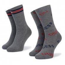Sada 2 párů pánských vysokých ponožek Guess