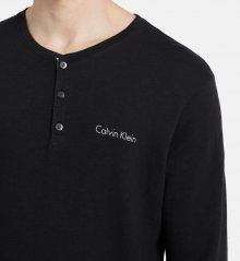 Calvin Klein Pánský Svetr Heritage Black L