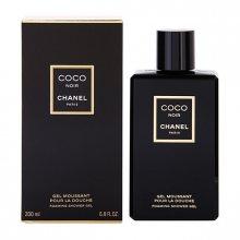 Chanel Coco Noir Foaming sprchový gel 200 ml