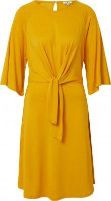 TOM TAILOR Šaty žlutá