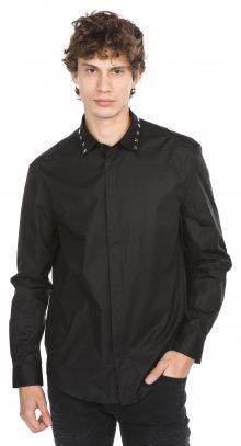 Košile Versace Collection | Černá | Pánské | 39