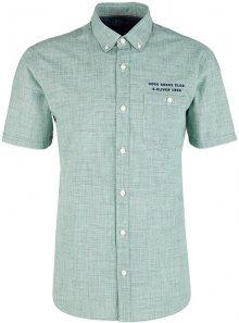 s.Oliver Pánská košile 13.003.22.7614.02K9 Green M