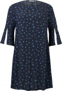 MY TRUE ME Šaty světlemodrá / námořnická modř