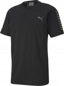 PUMA Funkční tričko \'Power\' černá