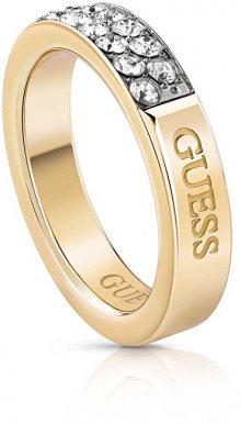 Guess Módní prsten s krystaly UBR78020 56 mm