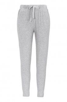 Pyžamové kalhoty Climate Control / šedý melír