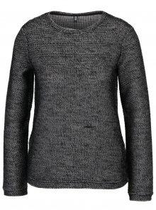 Černo-bílý svetr Haily´s Colette