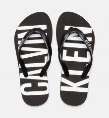 Calvin Klein Žabky Black&White XL