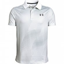Chlapecké triko s límečkem Under Armour Performance Polo Novelty