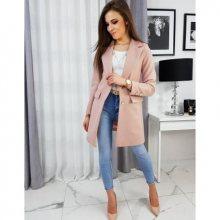 Dámský kabát LESTER růžový NY0324