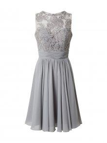 MAGIC NIGHTS Koktejlové šaty stříbrně šedá