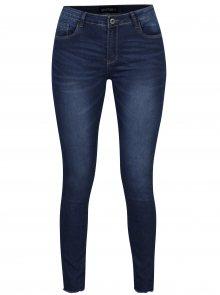 Modré slim fit džíny Haily´s Sally