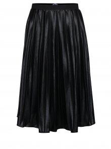 Černá plisovaná sukně Haily´s Vio