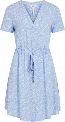 OBJECT Šaty modrá