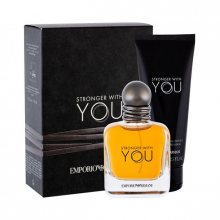Armani Emporio Armani Stronger With You - EDT 50 ml + sprchový gel 75 ml