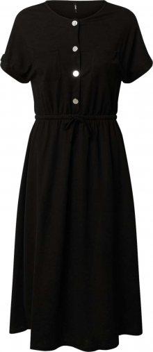 ONLY Šaty \'ONLNOMA\' černá
