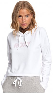 Roxy Dámská mikina Fabulous Party Fleece Bright White ERJFT04138-WBB0 XS