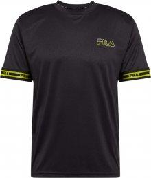 FILA Funkční tričko \'AFRICA\' černá