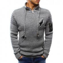 Pánský svetr šedý