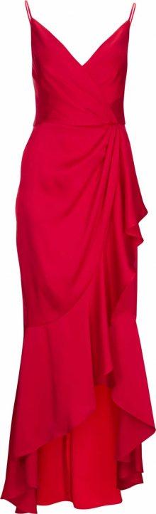 heine Společenské šaty červená