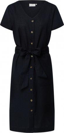 Kaffe Košilové šaty \'Leny\' černá