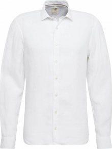 OLYMP Košile \'Level 5 Smart\' bílá