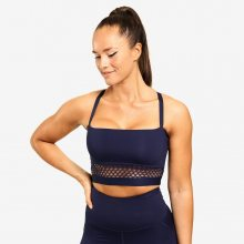 Better Bodies Podprsenka Waverly Mesh Dark Navy L