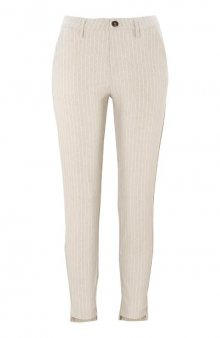 Kalhoty ke kotníkům Vio / sv. béžová