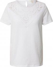 ESPRIT Tričko bílá