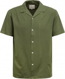 minimum Košile \'Emanuel 6991\' olivová