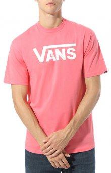 VANS Pánské triko MN Vans Classic Calypso Coral VN000GGGSNQ1 L