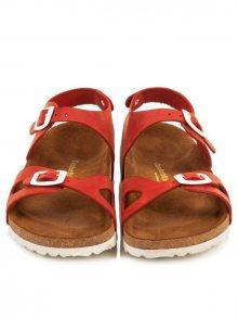 COMFORTFÜSSE Dětské sandály BADY KIDS D01-04_Red\n\n