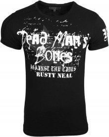 Pánské stylové tričko RUSTY NEAL