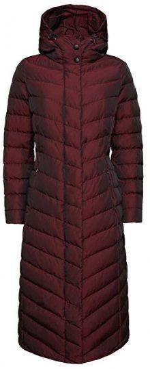 GEOX Dámský kabát W Seyla Dark Deep Raspberry W9425L-T2573-F8266 42