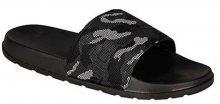 Coqui Pánské pantofle Cleo Black/Dk. Grey Camo 7061-203-2225 41