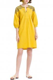 Anany žluté šaty Pilar - 38