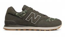 New Balance ML574COB zelené ML574COB