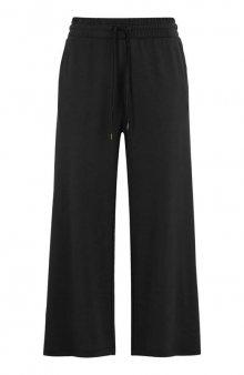 Kalhoty culotte z modalu Yr / červená