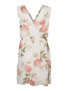 Vero Moda Dámské šaty VMLUCCA 10231120 Birch S