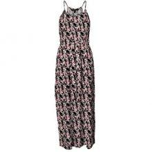 Vero Moda Dámské šaty VMSIMPLY EASY 10227826 Black RILEY XS